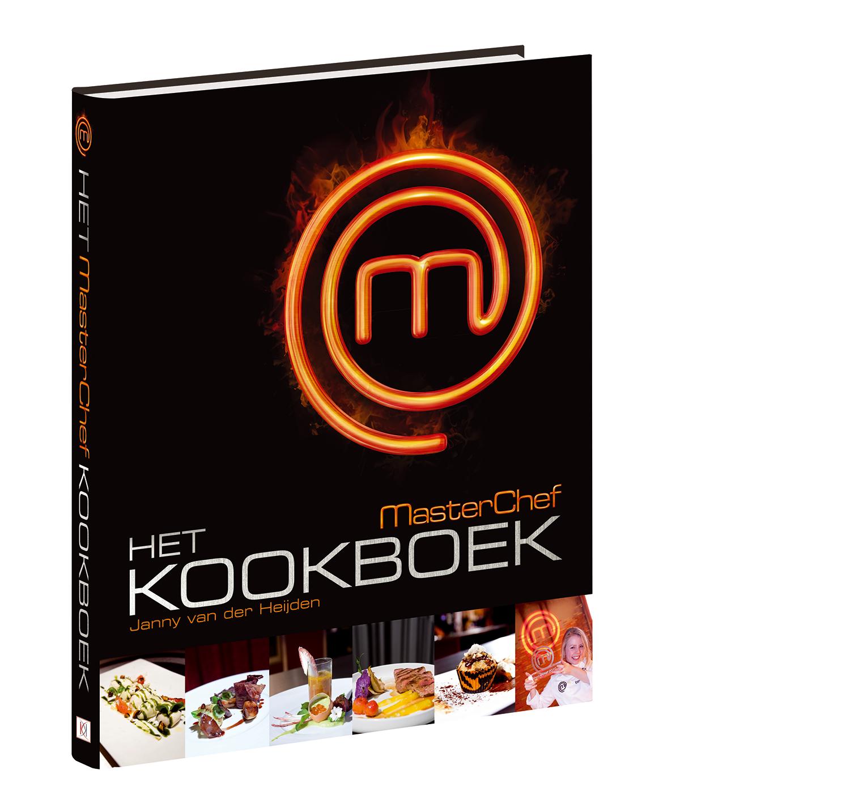 MasterChef -  Het kookboek