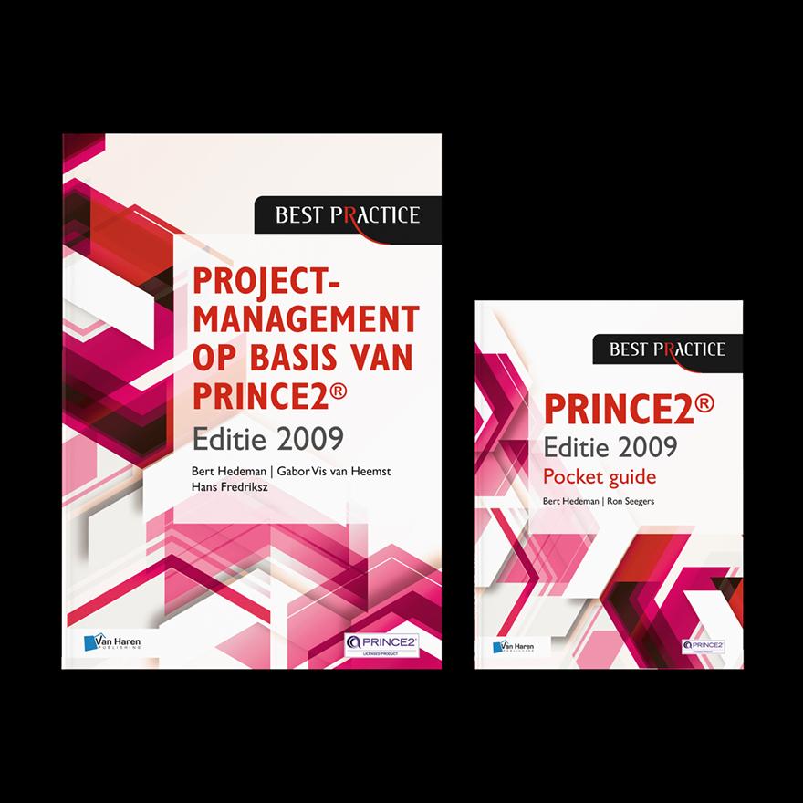 Serie-ontwerp managementboeken